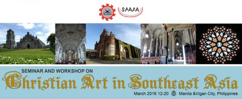 Seminar and Workshop on Christian Art in Southeast Asia