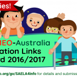 SEAMEO-Australia Education Links Award (SAELA) 2016/2017 - Call for Entries